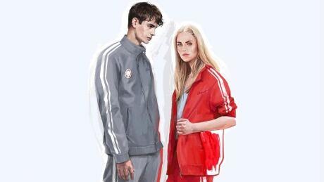 Russia Neutral Uniforms Olympics