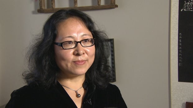 Yunxiang Gao, an associate professor at Ryerson University, says student evaluations at the end of the semester sometimes mention her accent.