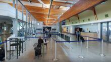 Fort St. John airport
