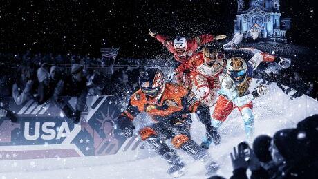 Red Bull Crashed Ice Promo