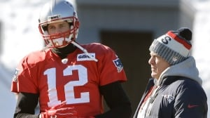 Tom Brady's injured hand keeps him out of another practice