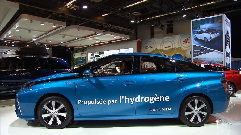 How hydrogen could shake up Canada's energy sector | CBC News