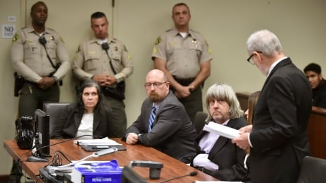 The details, so far, about the chained-up kids in California