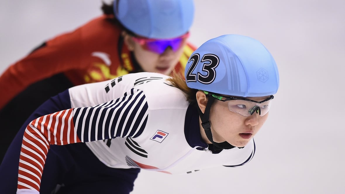 South Korea suspends male coach for assaulting female Olympic speedskater