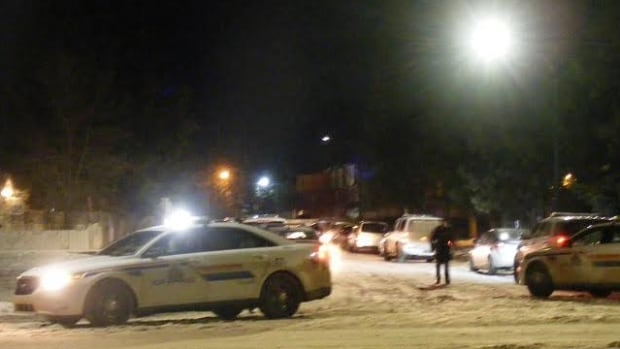 Red Deer street riddled with bullets as shooting suspects flee