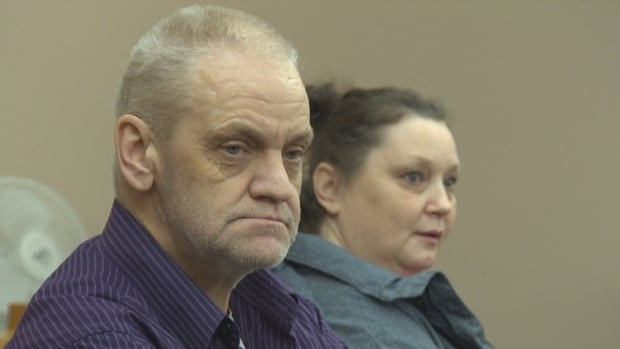 Harold Noftall and Mabel Stanley have admitted to playing a role in forcibly confining a 21-year-old man in St. John's last year, which resulted in the man being shot.