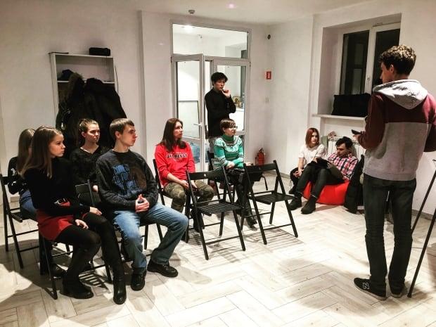 Navalny Meeting