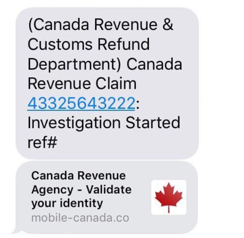 New tactics, old scam: CRA fraud scheme still making the