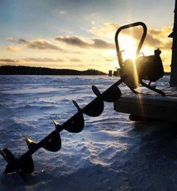 Show us your ice fishing photos thunder bay cbc news for Ice fishing show