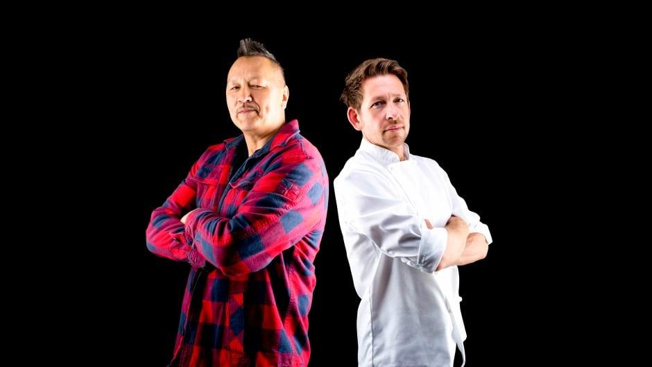 Art Napoleon and Dan Hayes host 'Moosemeat & Marmalade' which airs on APTN.