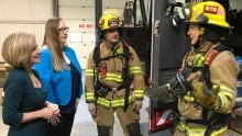 NOTLEY AND FIREFIGHTERS