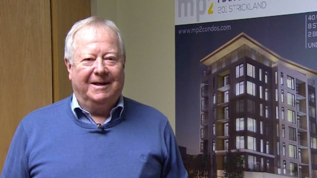 More retirees are staying in Yukon, says Glenn Munro, an advisor to the development group behind Mah's Point Two. The developers are marketing the units to seniors.