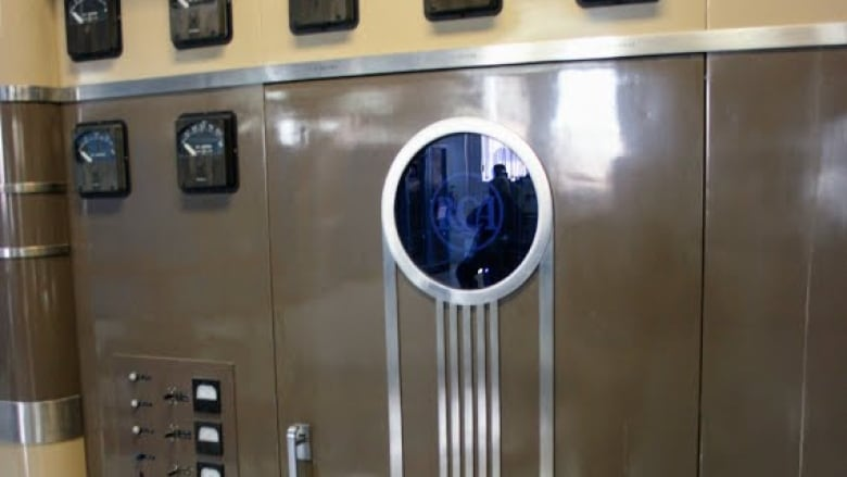 It's like Frankenstein's lab': Massive 78-year-old transmitter for
