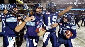 CFL approves MLSE ownership of Argonauts