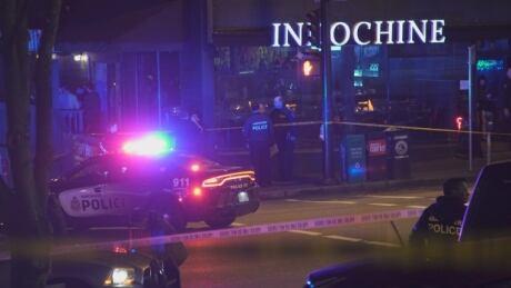 bystander shot, police appeal