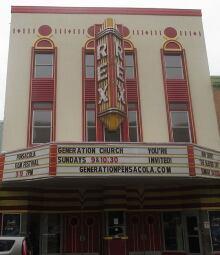Ideas God and Gun show - Cinema Church