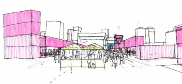 Edmonton Project Container city