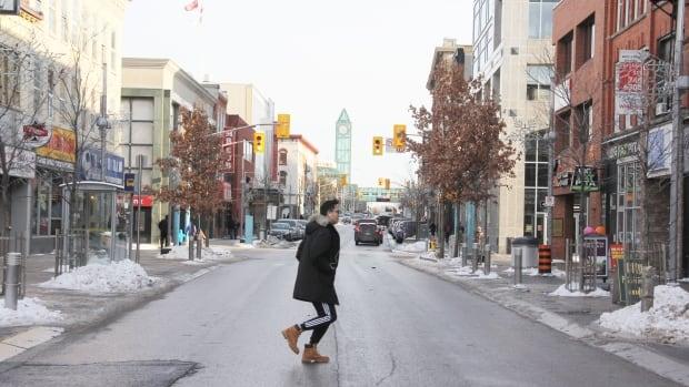 Downtown Kitchener-Waterloo