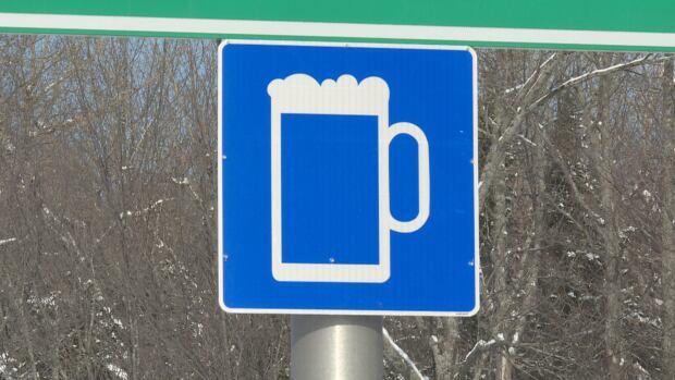 New Brunswick Highway Beer