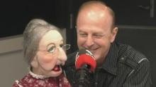 Ventriloquist David Pendleton