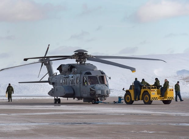 Sea King Retirement 20180119