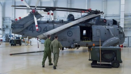 A final $2.1M spent on maintenance for Canada's aging Sea Kings thumbnail