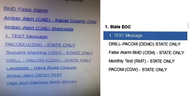 Hawaii Screenshots Composite
