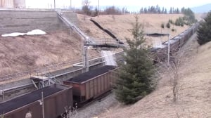 Concern about coal dust from passing trains prompts B.C. petition
