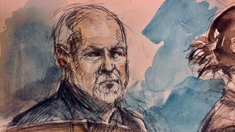 Bruce McArthur court sketch