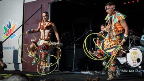 20-year-old Alexander First Nation hoop dancer to perform at Olympics thumbnail