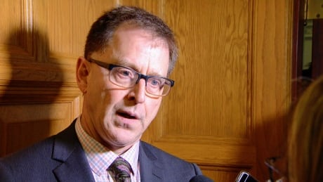 NDP Minister Adrian Dix