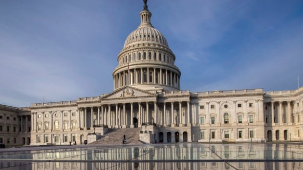 The Capitol Building home to the U.S. Congress is seen in Washington D.C. Funding for federal agencies ran out on Saturday