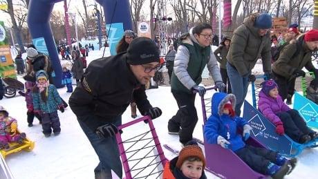 Fête des neiges kicks off at Parc Jean-Drapeau
