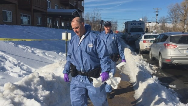 Police say an autopsy has determined the death of 63-year-old Deborah Irene Yorke of Dartmouth was a homicide. Investigators remain at the scene in Dartmouth's north end.
