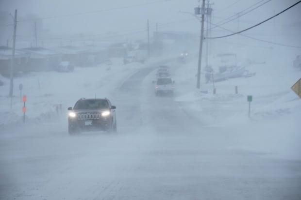 WEA Iqaluit Storm 20180107