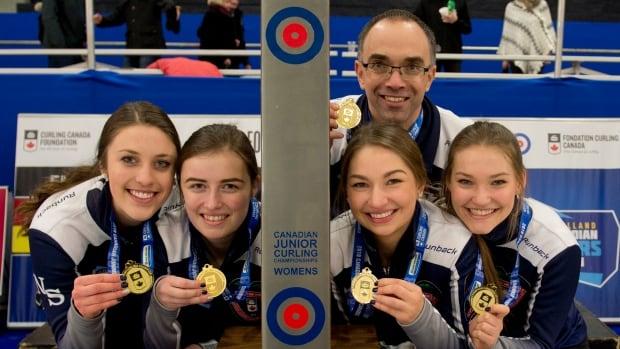 Team Nova Scotia Wins Gold Medal Match At National Junior