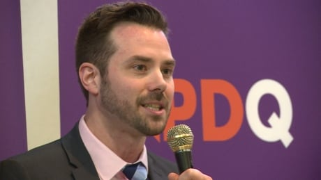 Provincial NDP elects Raphaël Fortin to lead party into fall election