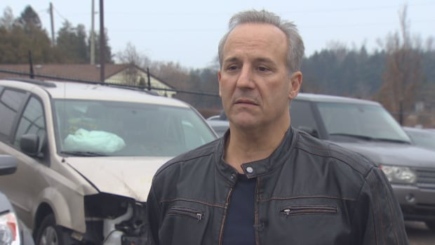 Dominic Vetere, owner of Dom's Auto Parts, located roughly 70 kilometres northeast of Toronto, says Bruce McArthur visited him on Sept. 16 to sell a Dodge Caravan. Police came looking for the vehicle in October.