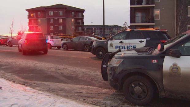 Edmonton Police are investigating a shooting in southwest Edmonton Sunday that left one man injured.