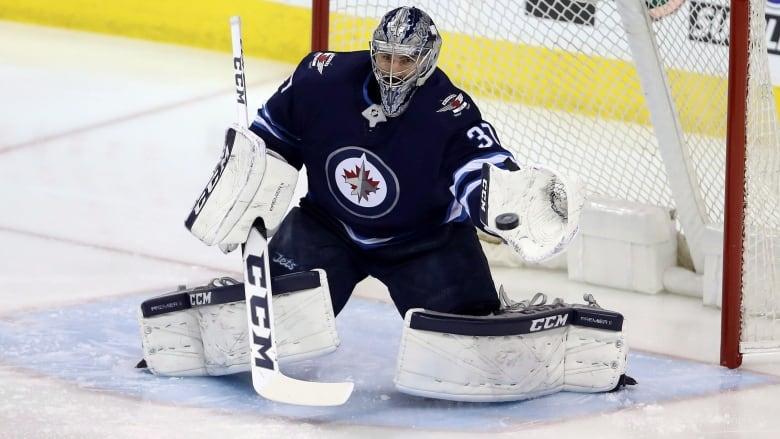Winnipeg Jets Connor Hellebuyck Shortlisted As Finalist For Vezina