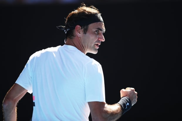 Federer Into 30th Grand Slam Final After Chung Retires With Blisters