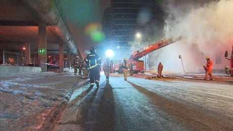 Two major fires break out in Montreal overnight