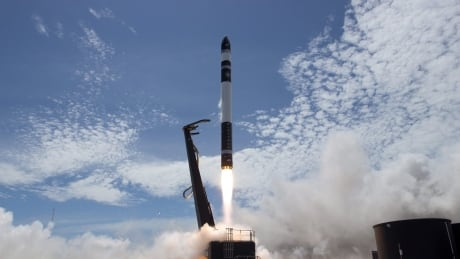 New Zealand Rocket Launch