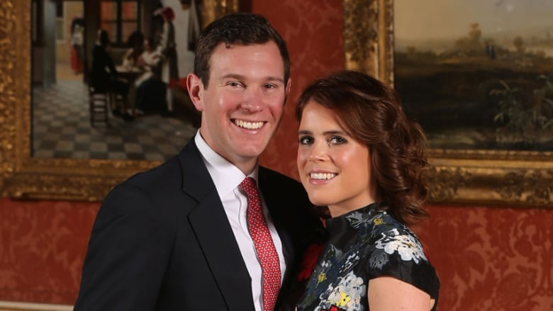 All the details on Princess Eugenie's wedding dress