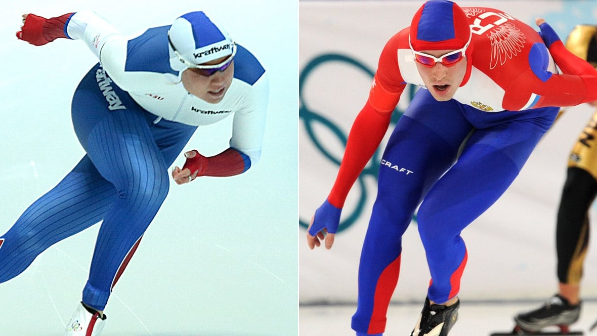 Russian speed skater Victor An 'banned from Winter Olympic Games for doping'