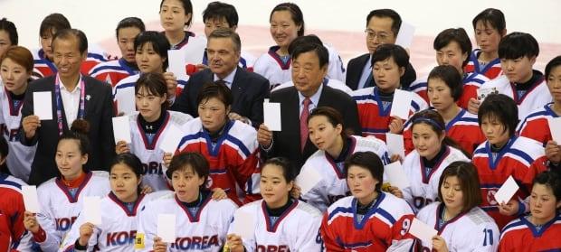 (FILE) SOUTH KOREA NORTH KOREA OLYMPIC TALKS