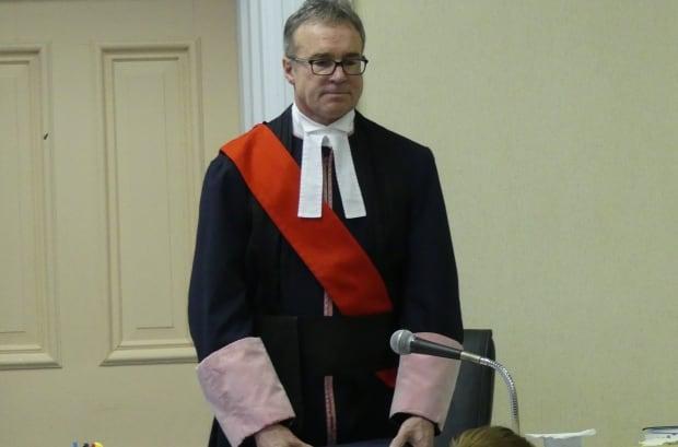Justice William Goodridge