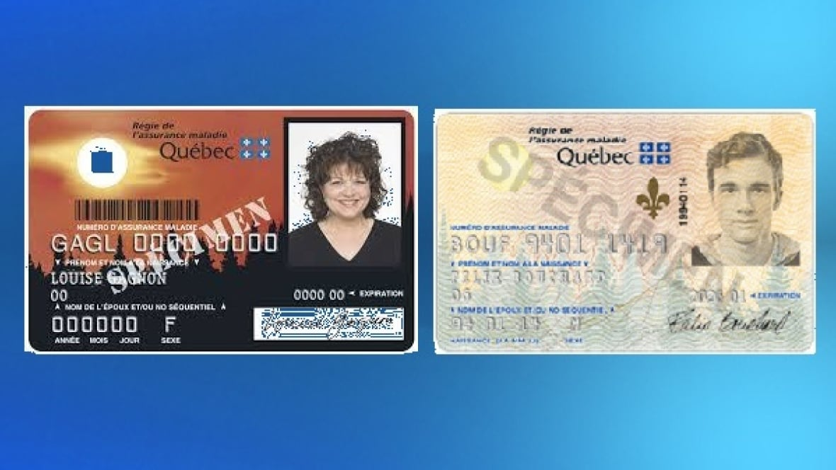Quebec health insurance cards are getting a makeover ...