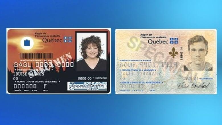 Carte Assurance Maladie Ontario.Quebec Health Insurance Cards Are Getting A Makeover Cbc News