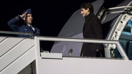 Trudeau's Davos challenge: How to dance with Trump without treading on toes